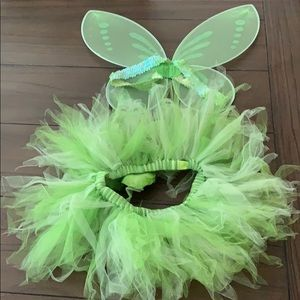 Other - Tinkerbell Fairy Toddler/Small Child Costume